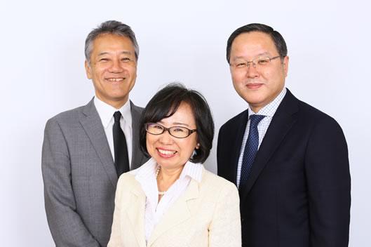 キャリアコンサルティング振興協会理事メンバー
